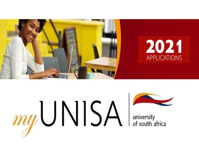 UNISA Application For Admission 2022