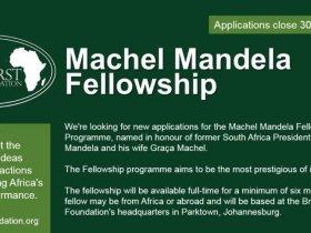 Machel-Mandela Fellowship Programme