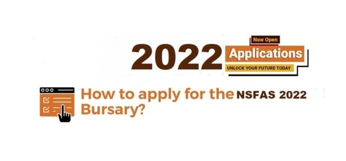 NSFAS Application 2022 2023 NSFAS Online Application 2022 - www.nsfas.org.za