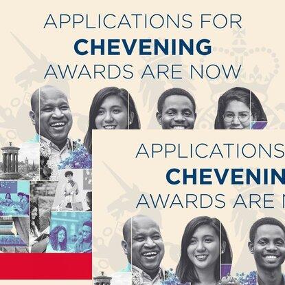 Chevening UK Government Scholarships Programme 2022