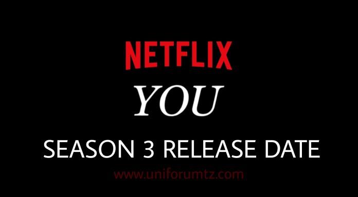 You season 3 release date netflix Australia officially Announced