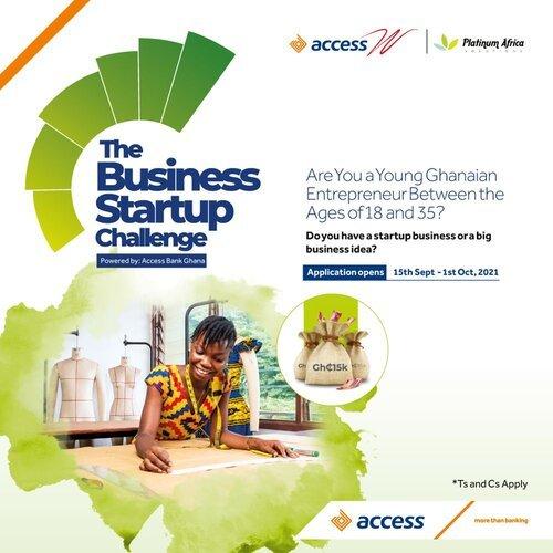 Access Bank Ghana Business Startup Challenge 2021