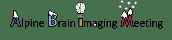 Alpine Brain Imaging Meeting 2017 Logo