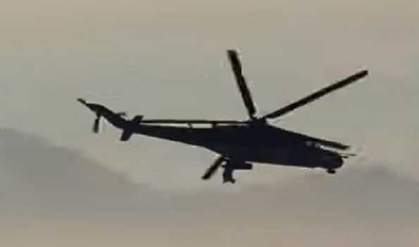 Five people dead as military helicopter crashes in Cote d'Ivoire: Reports