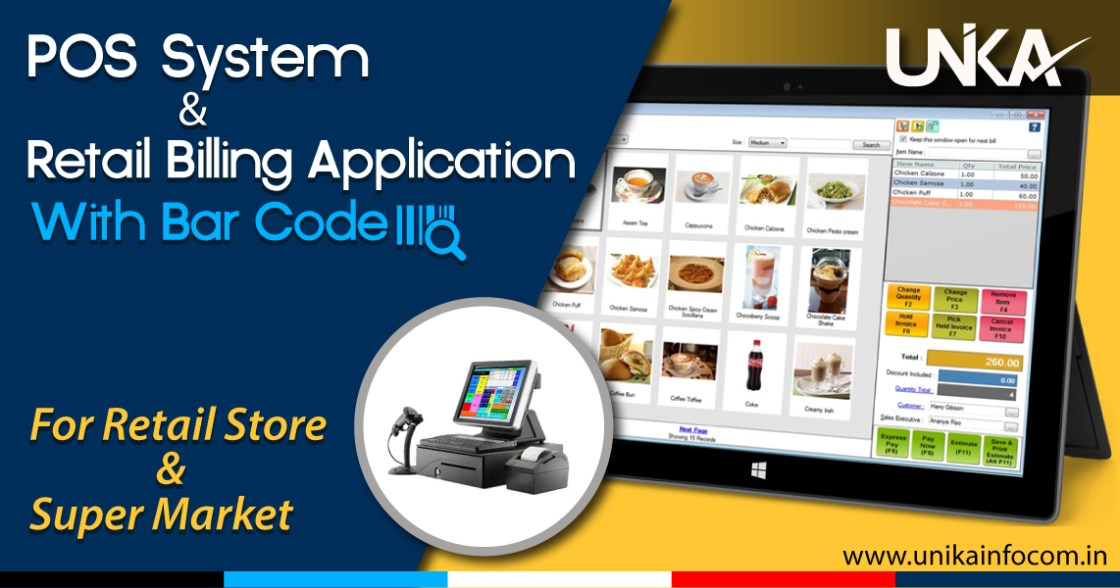 POS and Retail Billing