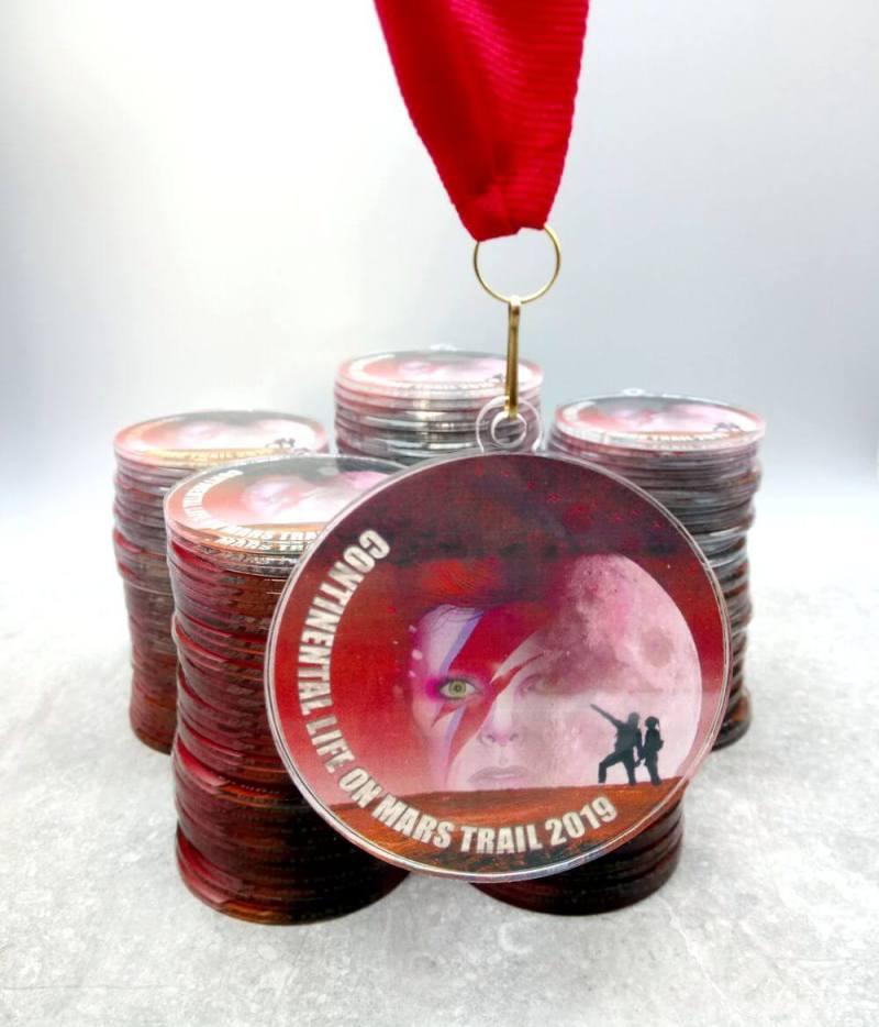Medalje za tek