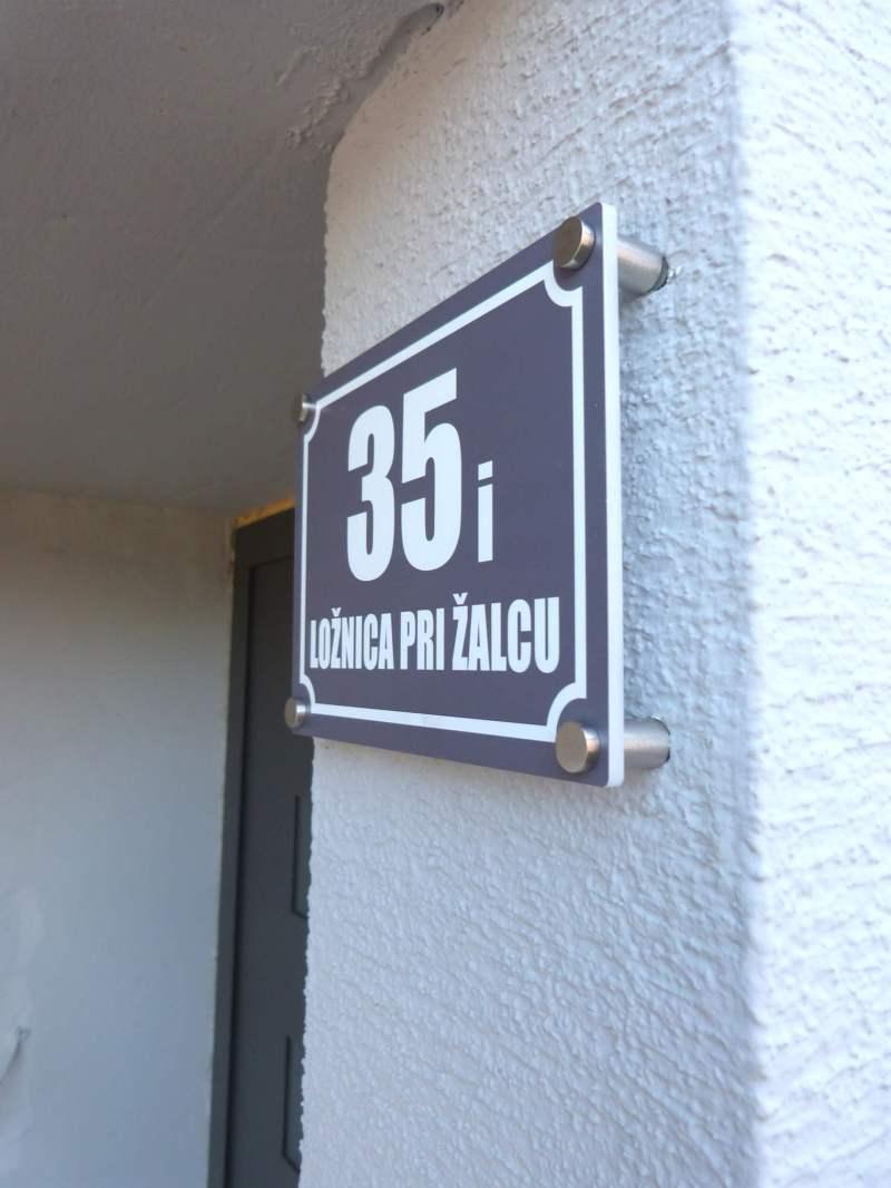 Hišna številka