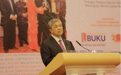 Deputy Prime Minister Launches UniKL Publishing