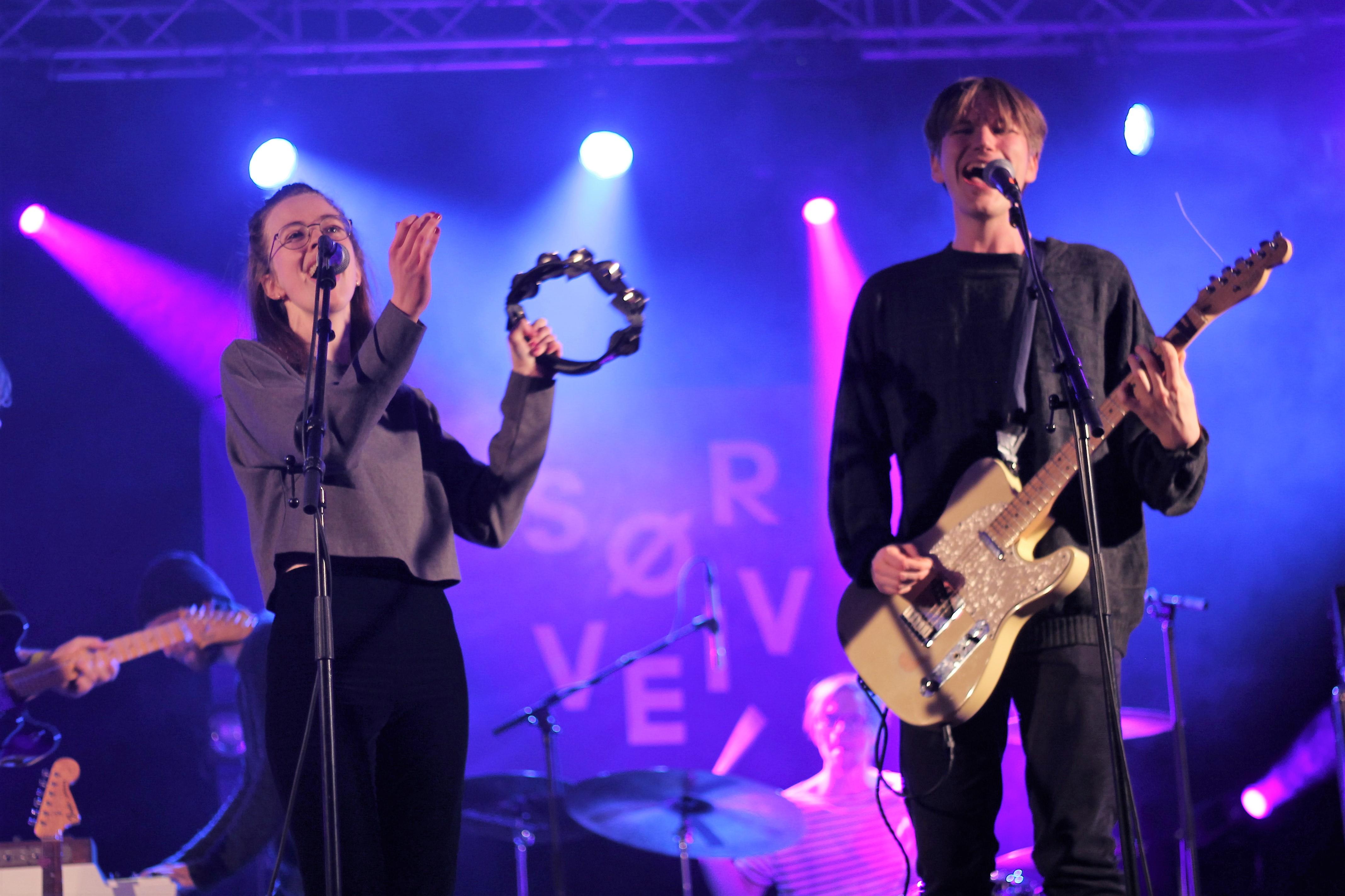 Les 17 konsertanmeldelser fra Sørveiv