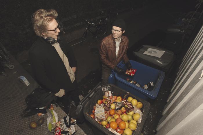 Slik gikk det da vår reporter prøvde mat fra søpla