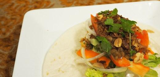 Oppskrift: Asiatisk Taco