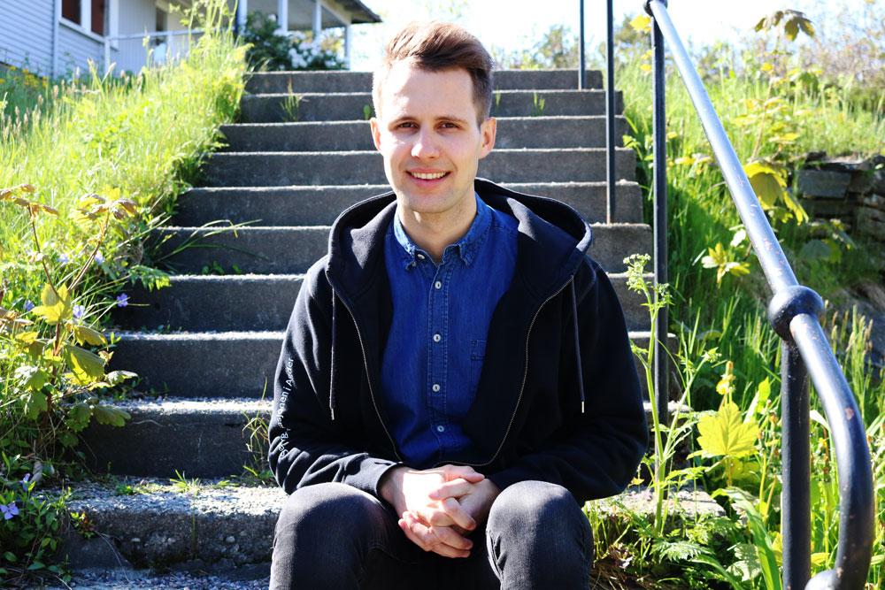Stiller som leder i Norsk Studentorganisasjon