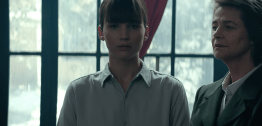 Filmanmeldelse: Red Sparrow