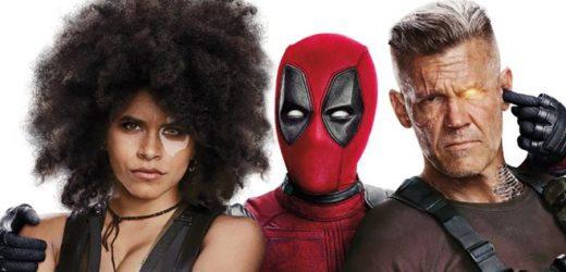 Filmanmeldelse: Deadpool 2