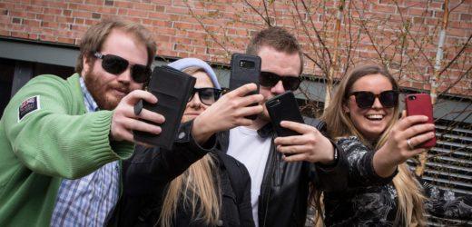 #Selfie:  Et generisk fenomen