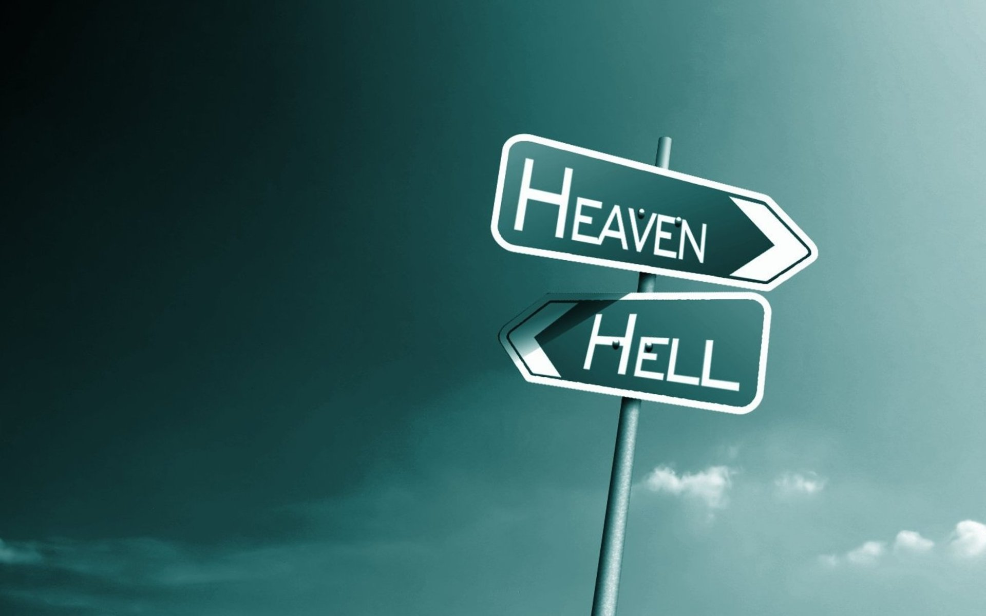 Short story: Heaven or Hell?