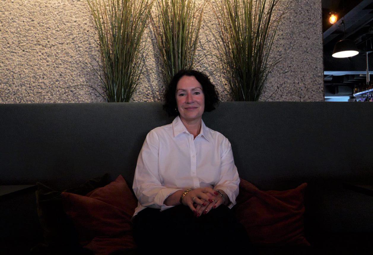 Portrettintervju: Veronica Orderud: –Utdanningenga ny styrke