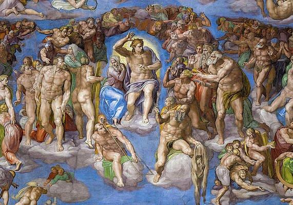 Kunstner: Michelangelo