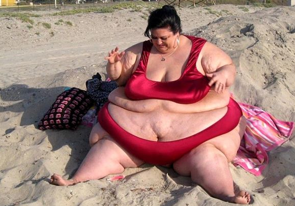 Image result for obese woman
