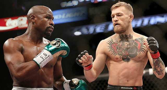 Conor McGregor Calls Out Floyd Mayweather On Twitter 1577 mayweather mcgregor