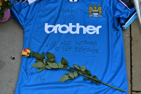 Manchester United And Manchester City Make £1 Million Donation To Attack Appeal 687640906 1