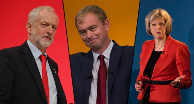 Heres How To Work Out Who You Should Vote For In The General Election Vote face