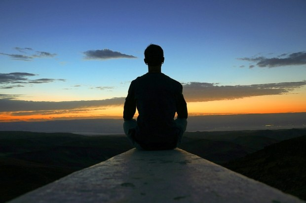 Study Shows How Depression Sufferers Can Improve Symptoms By 50% Yoga Sunrise Happy Peace Sky View Meditation 2240777