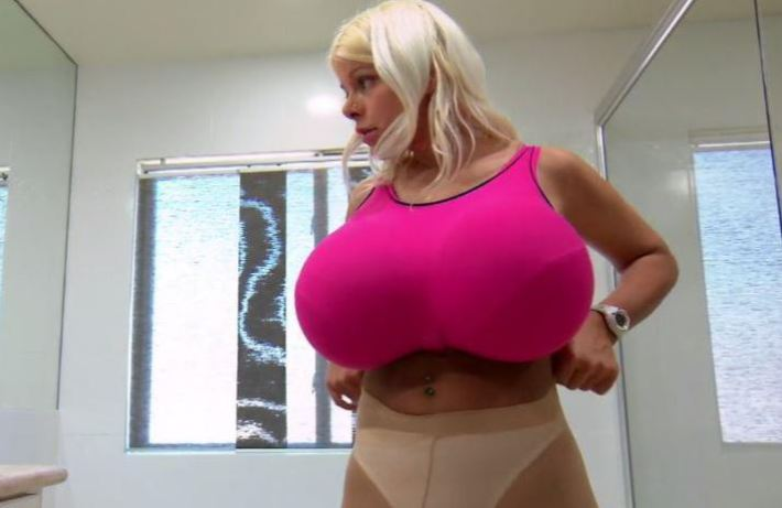 Woman With 32S Breasts Says She Now Wants A Bum To Match Big6