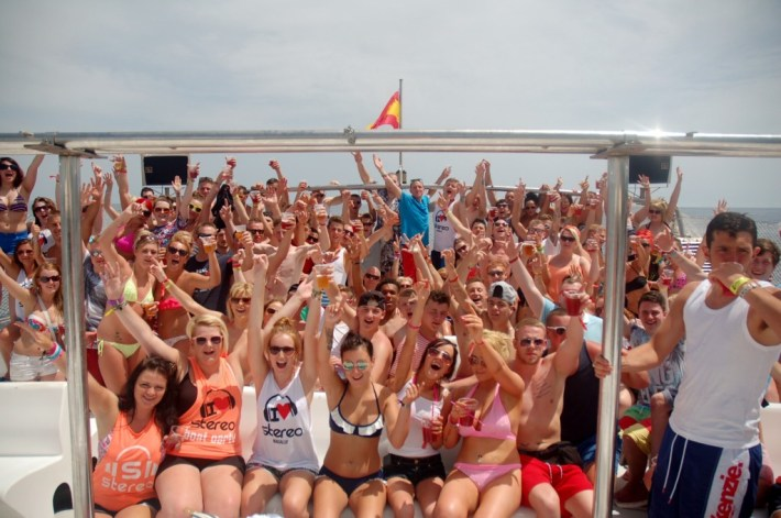 Magaluf Council To Ban One Of The Best Reasons To Holiday There Boat Party