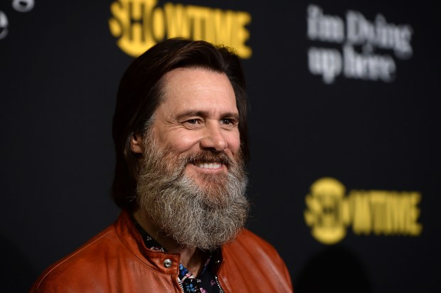 Jim Carrey To Face Trial Over Death Of Girlfriend Cathriona White GettyImages 691035272