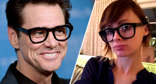 Jim Carrey To Face Trial Over Death Of Girlfriend Cathriona White jim carrey cathriona white fb