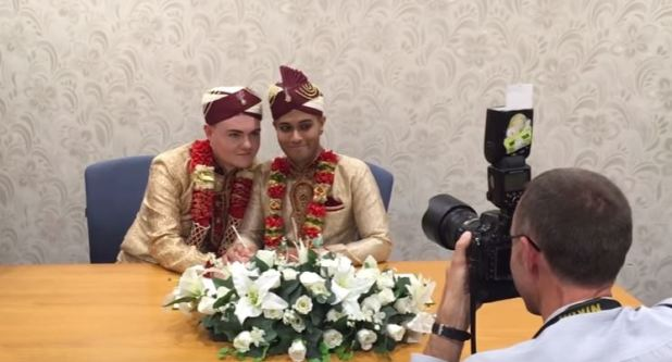 First Ever Same Sex Muslim Wedding Takes Place In The UK Capture 1 1