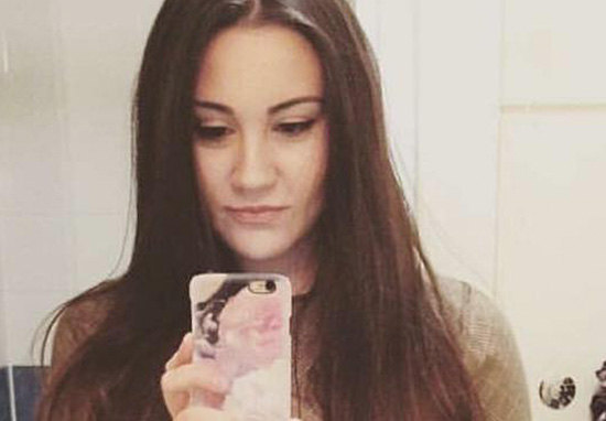 Student Nurse Sends Tragic Final Text To Ex Boyfriend Before Killing Herself Lucy02