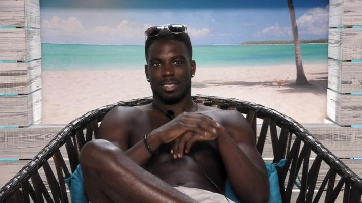 Love Island Fans Left Confused After Mystery Man Spotted In Bed With Gabby marcel love island