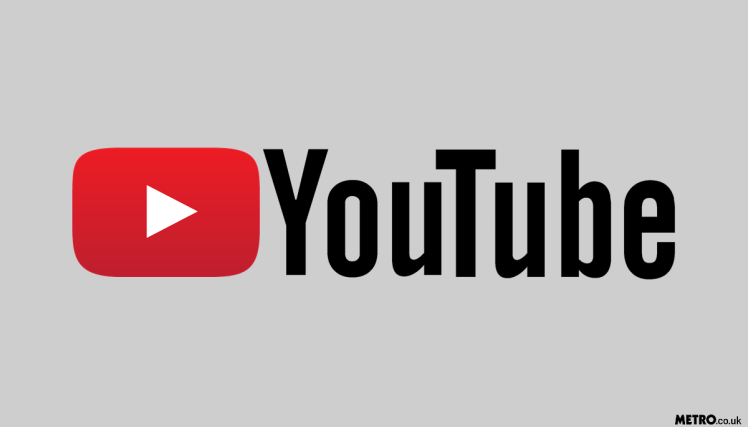 Logo baru YouTube