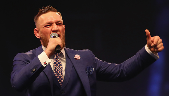 Conor McGregor Rejects Sparring Offer From Former World Champion Boxer mcgregor 2
