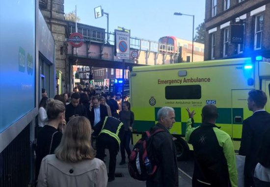 Image result for london bomb parson