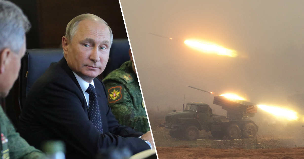Russia Threatens US With New Advanced Weapons putin thumby