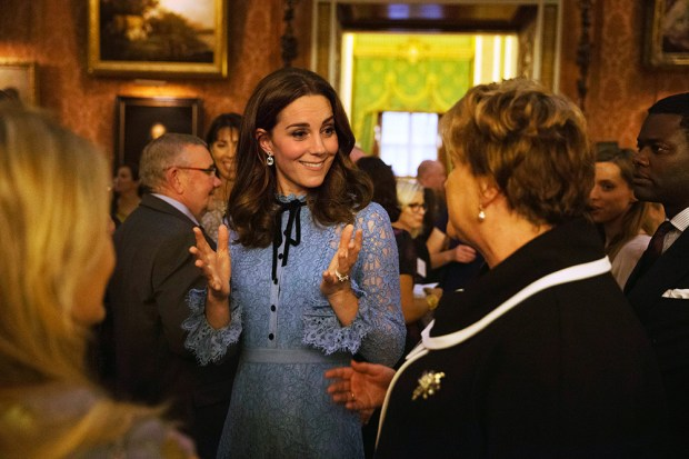 Kate Middleton Subjected To Vile Abuse For New Photo PA 33233397 resized
