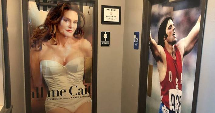 Restaurant Uses Bruce And Caitlyn To Designate Bathrooms bruce thumbnail
