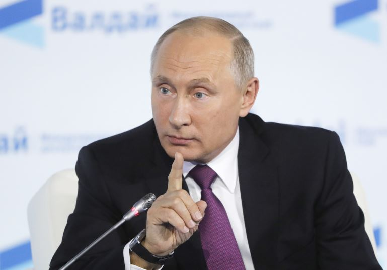 Russia Threatens US With New Advanced Weapons putin mate