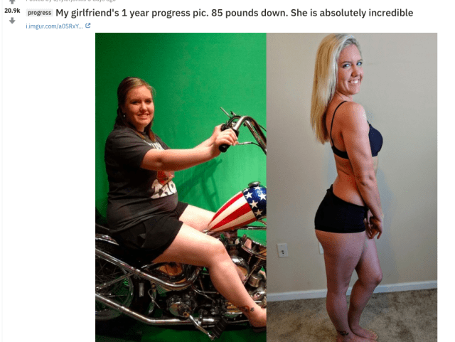 Woman Undergoes Incredible Transformation To Get Revenge Body Following Break Up Screen Shot 2018 07 06 at 18.49.47 932x700