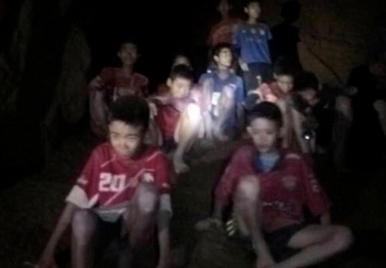 Never Forget Saman Gunan, The Diver Who Died Saving The Boys Trapped In Cave Thai football team rescue 1