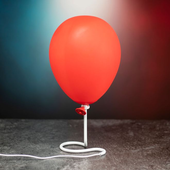 Pennywise IT Chapter Two Balloon Lamp Zavvi