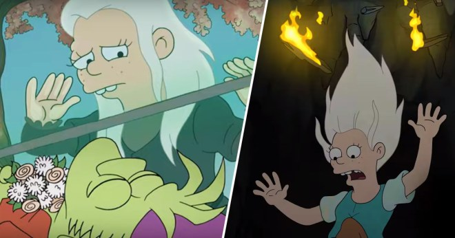 Netflix Releases First Official Disenchantment Trailer
