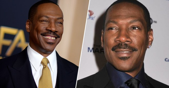 Eddie Murphy Says He's Going On A Stand-Up Tour In 2020