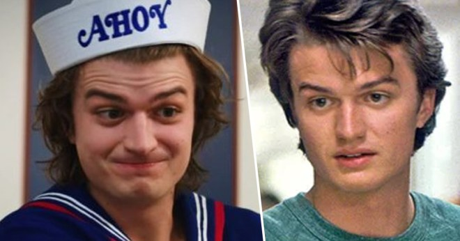 Steve From Stranger Things Has Already Got Rid Of His Bowl Cut