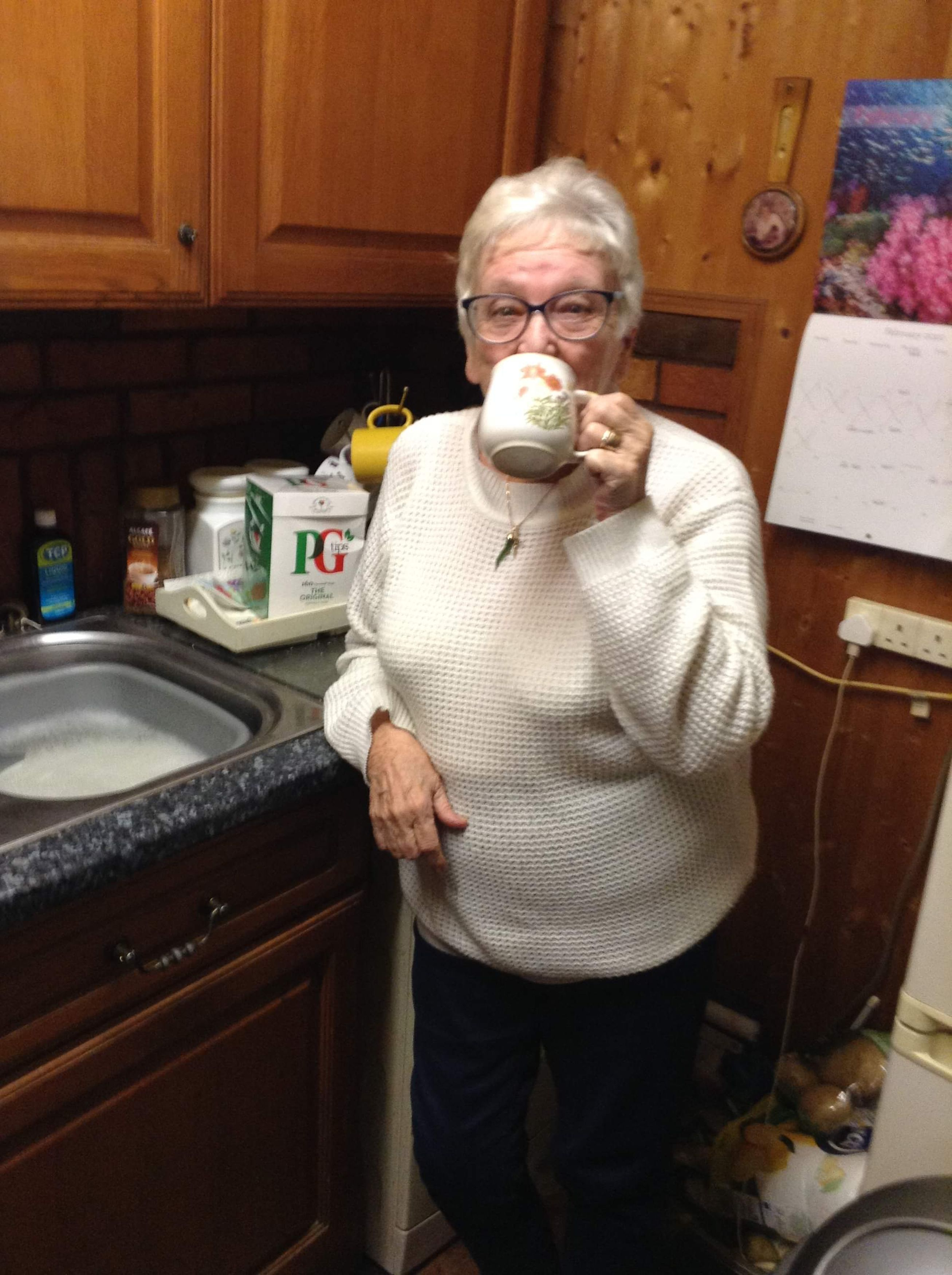 Gran Buys Condoms Instead of Teabags