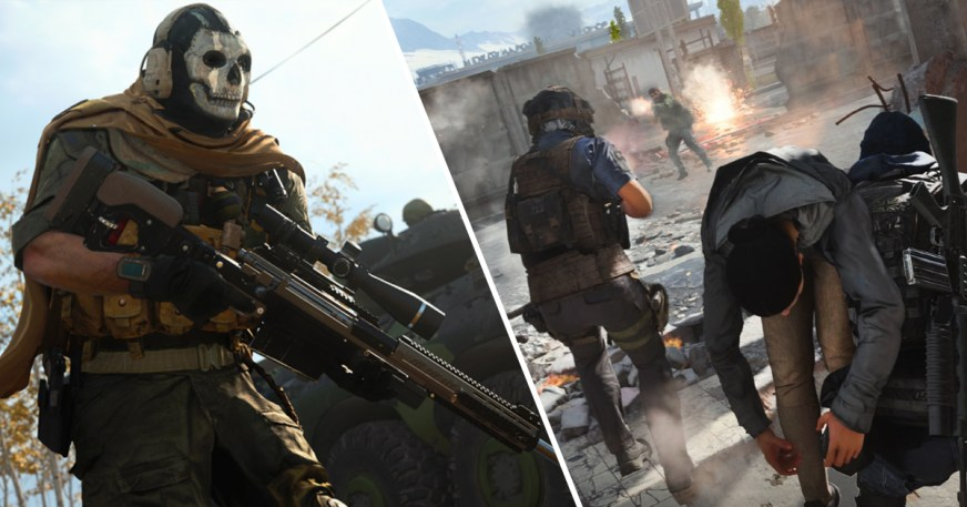 Call Of Duty Players Petition For Pc Gamers To Be Removed From Crossplay Unilad