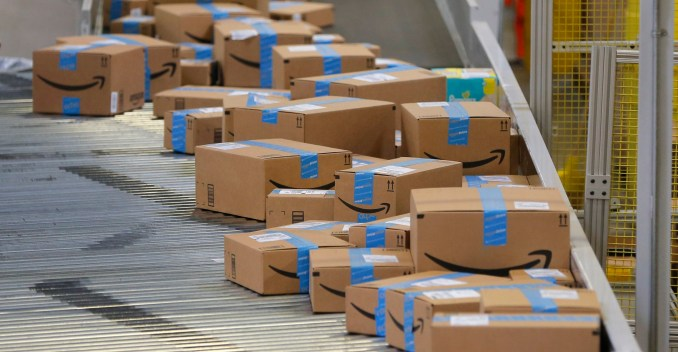 Amazon Reports Record $96.2 Billion Sales In Just Three Months